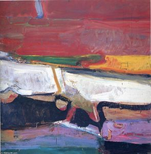 Richard Diebenkorn - Berkeley No . 59