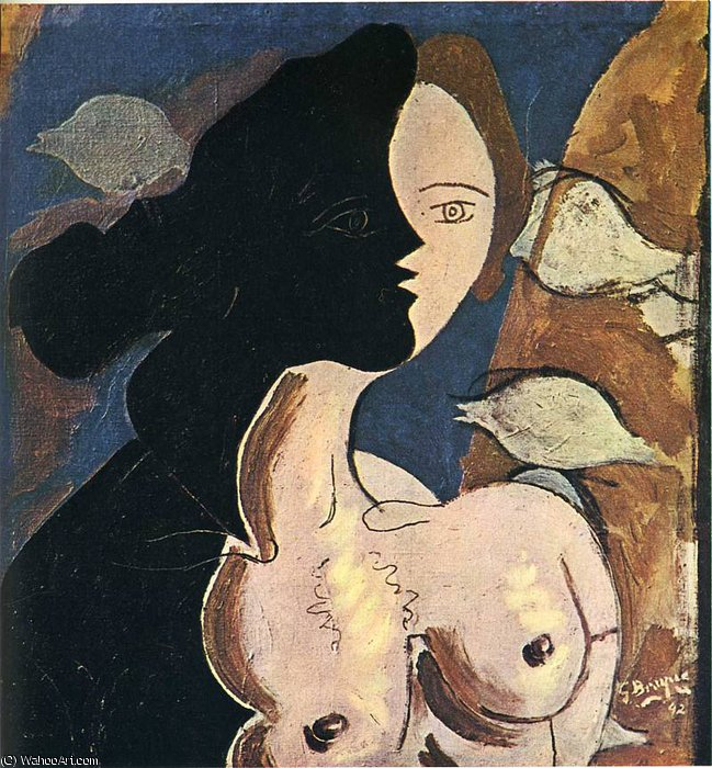 | untitled (156) di Georges Braque | BuyPopArt.com