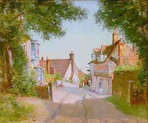 David Scott Murray - Fittleworth , Ovest Sussex